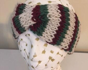 Multi-Color Twist Headband