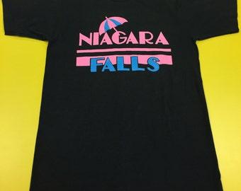 90s Vintage Screen Stars Best Niagara Falls Medium shirt