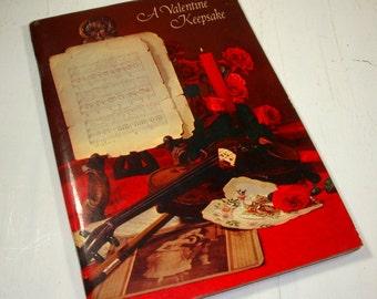 A Valentine Keepsake, Treasures From Hallmark, Poems, Poetry