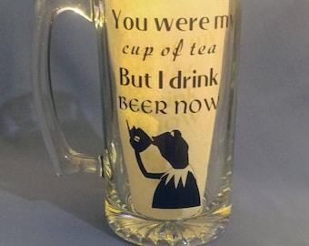 I Drink Beer Now Mug