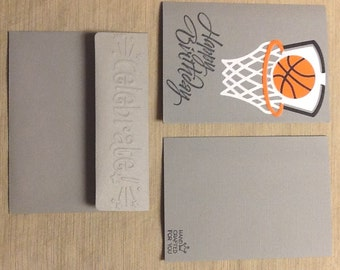 Basketball Lover Birthday Card