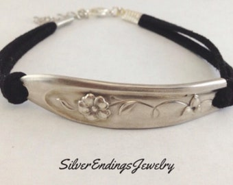 Antique Spoon Bracelet, Silverware Jewelry, Repurposed Spoon Jewelry, Graduation Gift For Her, Mothers Day Gift