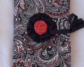 Fabric-covered Notebook (5x7)