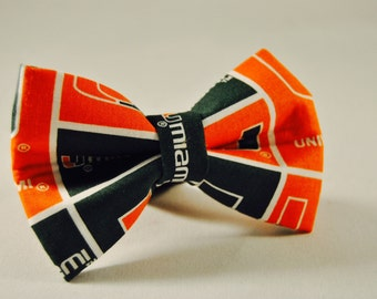 University of Miami Bow Tie