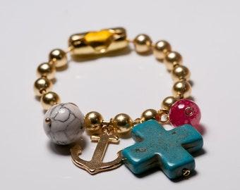 Navy Style Bracelet