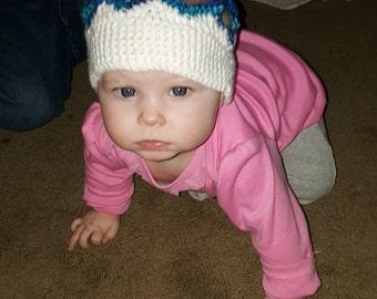 Heart Baby Hat
