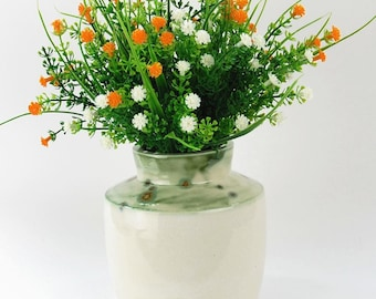 Porcelain glazed Vase SKU P0088