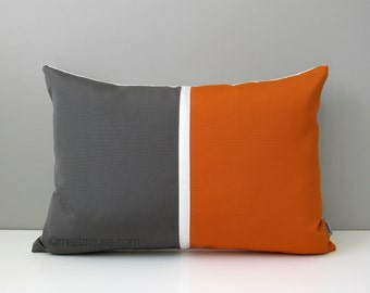 Modern Sunbrella Pillows for Outdoor Indoor Spaces by Mazizmuse