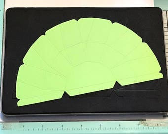 Sizzix Stampin Up Blossom Box Bigz L Die - Cleaned and Tested
