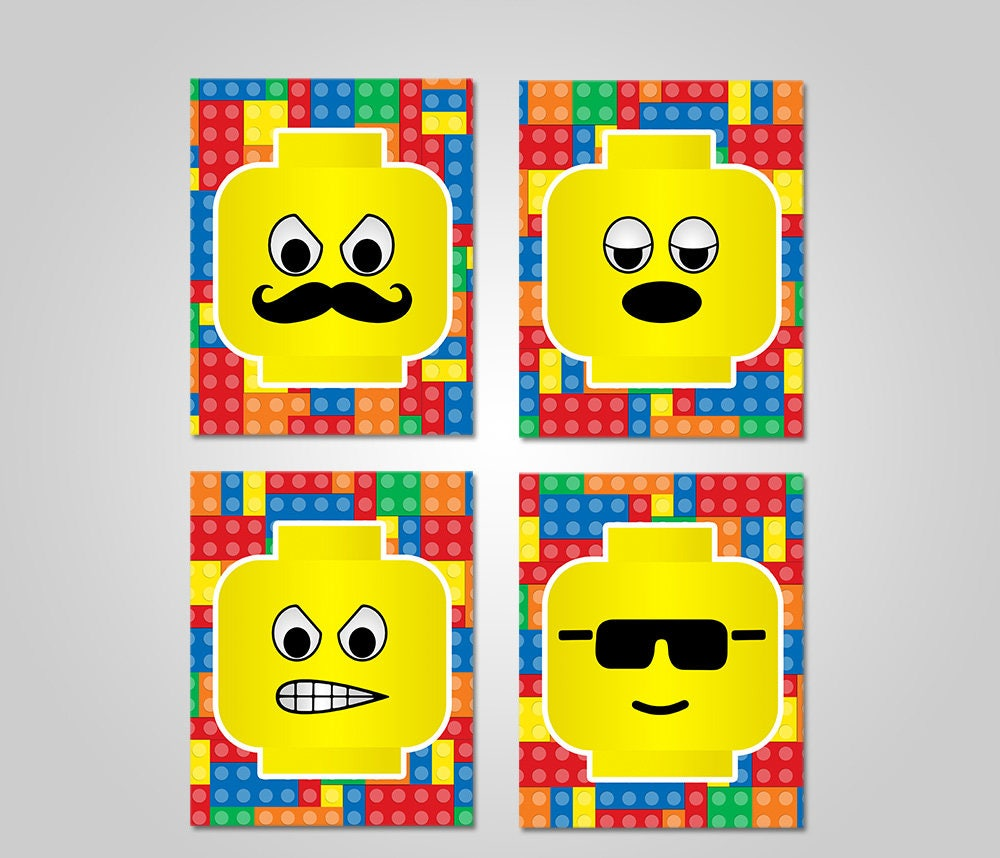 Magnificent Lego Wall Decor Frieze - Wall Art Collections ...