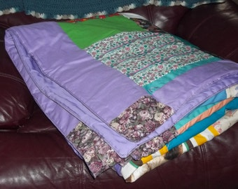 Two of Pauline's Twin Size Quilts
