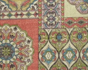 Bohemian Fabric Etsy