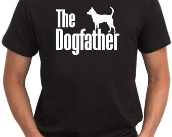 The dogfather Formosan Mountain Dog T-Shirt