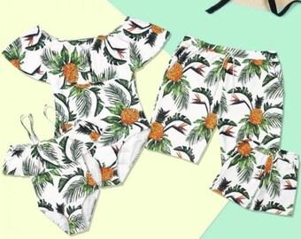 Matching Swimsuits Etsy