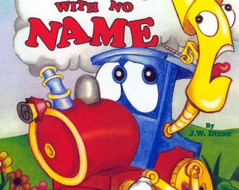 Personalized Children's Book - A Train With No Name