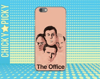 Office TV Show iPhone X Case iPhone 8 Case Samsung Galaxy S8 iPhone 7 Case iPhone 6 Plus Samsung S7 Edge Galaxy S8 Edge iPhone 5 5S Se Case