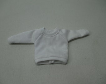 Handmade outfit for Blythe doll long sleeve Sweater Tee shirt SW-6