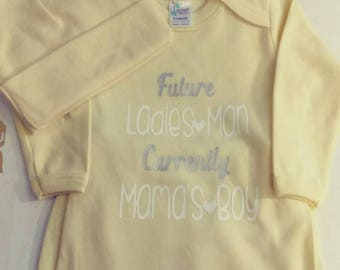 First born onsies
