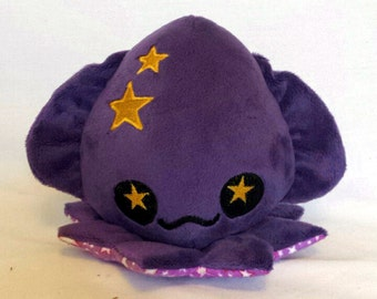 Star Squid - Purple