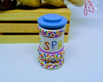 Bake Shop Sprinkles - Wooden Play Food