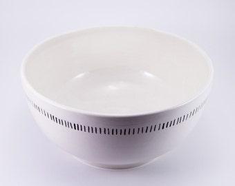 Bowl for salad, fruit