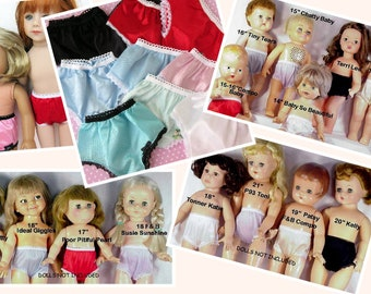 10 pair Doll Panties Clearance Close Out lot Combine Orders 2 Save
