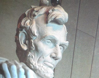 Abe Lincoln Memorial It's For The Birds ships free
