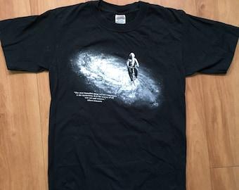 Seinfeld Shirt Size Small NBC Kramer Jerry George Elaine Blue Vintage 1996 90s T-Shirt hMPAtegdv
