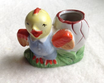 Adorable Japanese Chick Pin Cushion