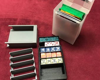 Dicemasters Dice Storage System for 20 dice - fits in a deck box