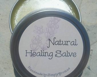 All Natural Healing Salve