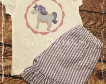 Water Colors Unicorn Shirt