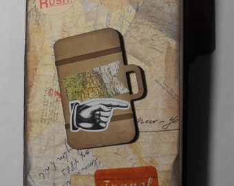 Mini File Folder Junk Journal - How To....