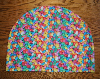 Large Tea Cozy Cover: Jelly Beans!
