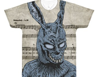 Donnie Darko Mad World All-Over Printed T-Shirt