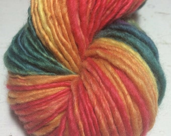 Arcobaleno - Handspun Art Yarn (wool)