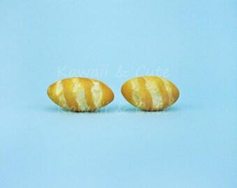 Earrings Bread