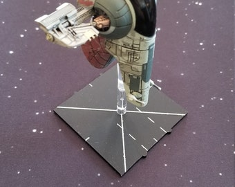 Medium Proxy Bases (Set of 3) for X-wing 2nd Edition