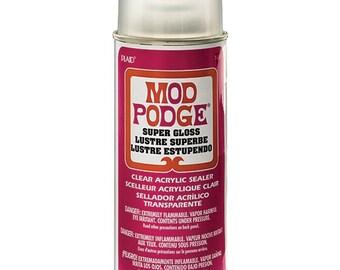 Mod Podge Shine spray and sealer, 11 oz can