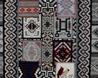 navajo rug designs for kids. Navajo Pictorial Rug, Native American Wool Rugs, Weaving, Handwoven Rug Designs For Kids