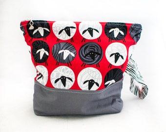 Large Knitting Bag (free shipping!!)