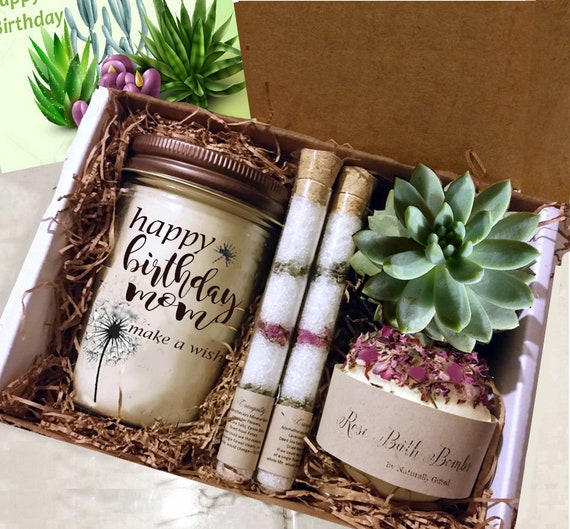 Gift For Mom Birthday Box Thinking Of You Thank