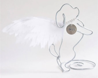 Bichon Frise Pet Memorial - Bichon Frise - Bichon Frise Angel -  Pet Loss Gift - Rainbow Bridge - pet lover - Bichon Frise Memorial