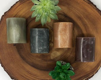 Handcrafted Luxurious Solid Shave Soap Bar