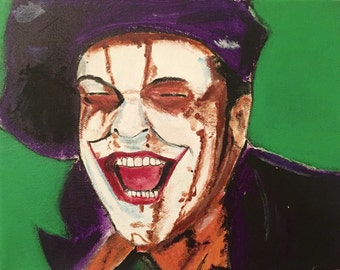 Jack Nicholson The Joker - Batman 1989