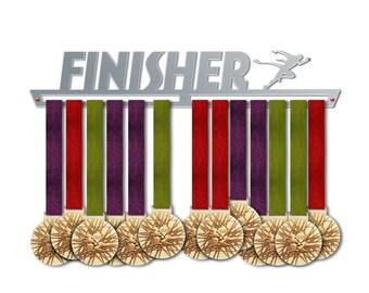 Finisher Medal Hanger Display V2 | Motivational Medal Hanger | Medal Holders by Victory Hangers®