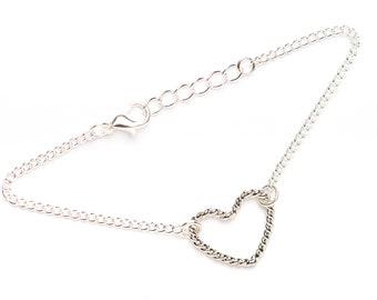 Heart Bracelet   Heart Jewellery   Wedding Bracelet   Wedding Jewellery   Affordable Wedding Jewellery