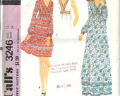 McCALL'S 3246 Size 12...