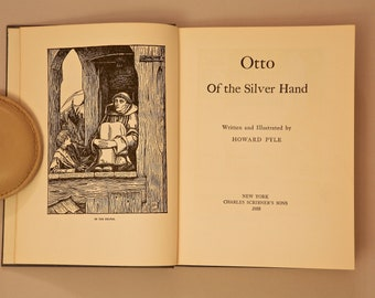 Otto Of The Silver Hand - Howard Pyle