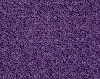 Savannah Flannel by Fons And Porter, Benartex Flannel, Purple Flannel